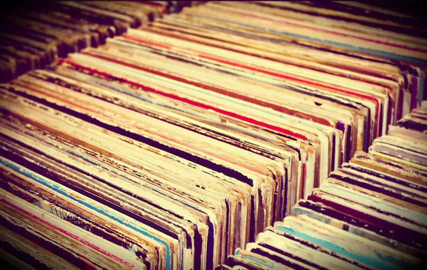 Collecting Vintage Vinyl Records