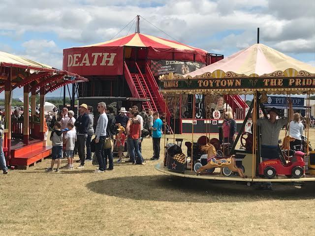 Vintage Fun Fair