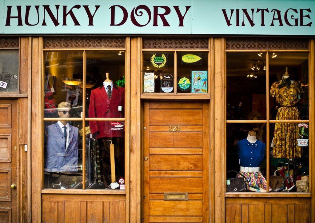 Hunky Dory, Brick Lane