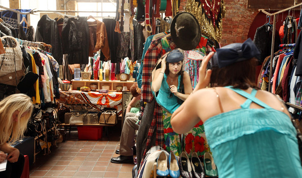Inside the Vintage Market