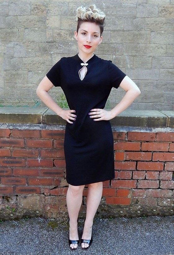 Vintage biba dress