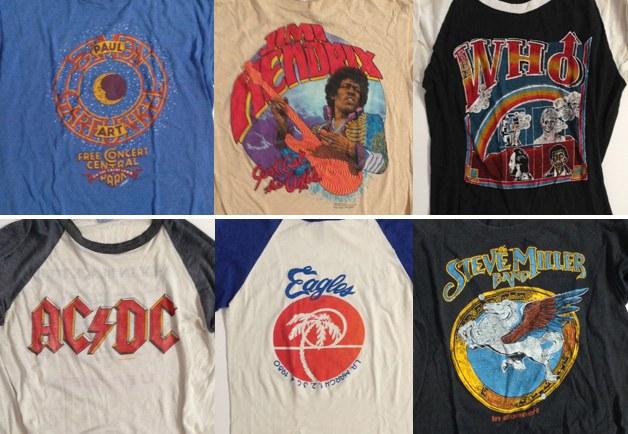 vintage r-shirts